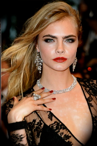 Cara-Delevingne-In-Burberry-'The-Great-Gatsby'-Premiere-Cannes-Film-Festival-Opening-Ceremony